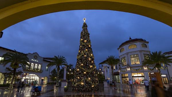Disney Springs Navidad