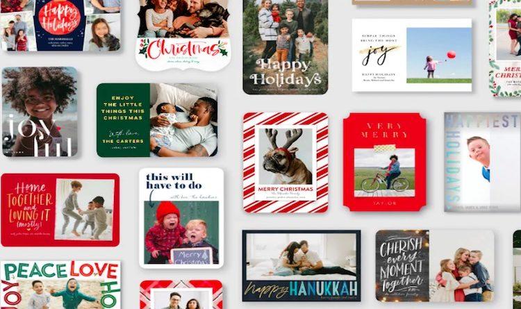 Tarjetas gratis de Navidad