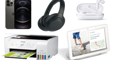 regalos electrónicos más anticipados para Navidad