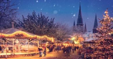 Como encontrar eventos de Navidad 2020