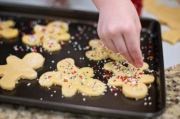 Galletas de Navidad Eventos Decoracion