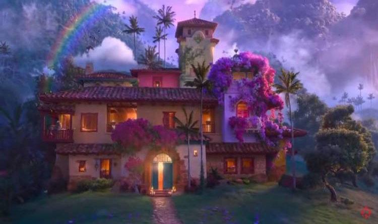encanto pelicula de Disney Colombia